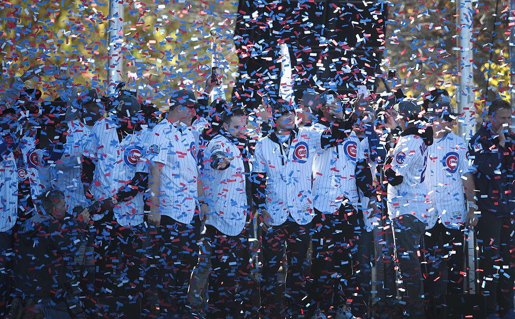 <> on November 3, 2016 in Chicago, Illinois.
