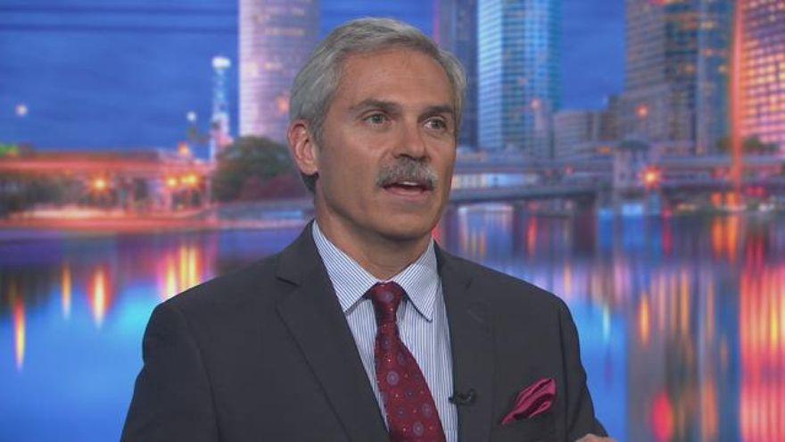 Brett McMurphy in 2016
