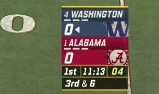 ESPN unveils new scorebug graphic for College Football ...