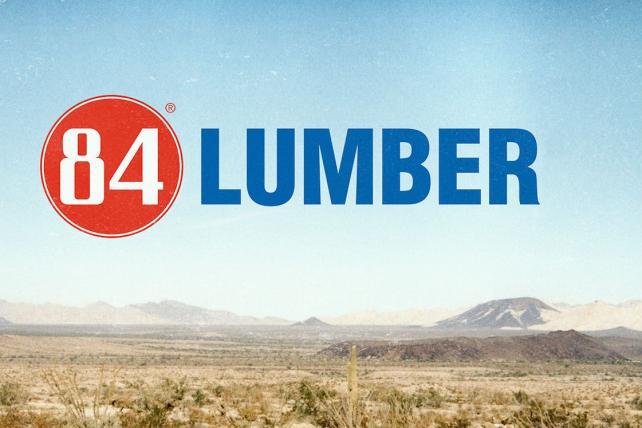 84 Lumber Super Bowl ad