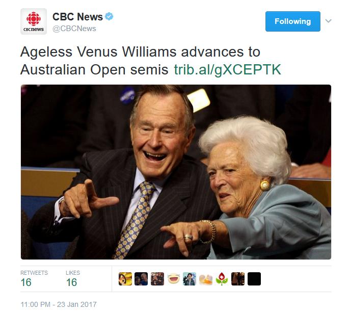 CBC tweet