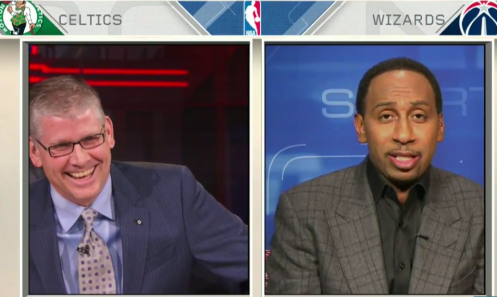 John Anderson Stephen A Smith