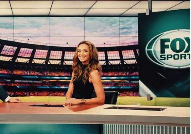 Kate Abdo Fox