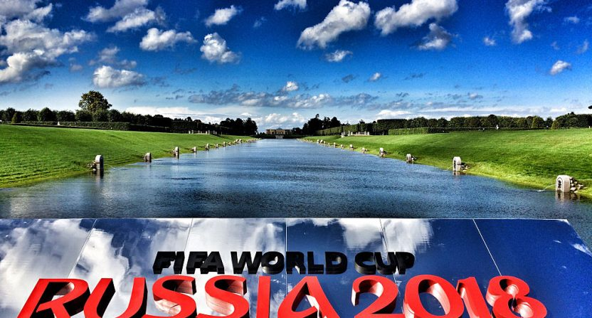 The 2018 World Cup