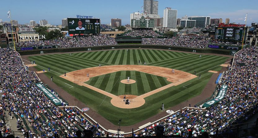 Chicago Cubs, Sinclair officially confirm partnership on