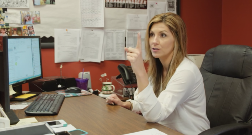 Brittany Wagner from Last Chance U is moving on to another school.