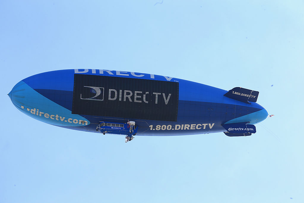 We can see the beginning of the end for the DirecTV satellite service