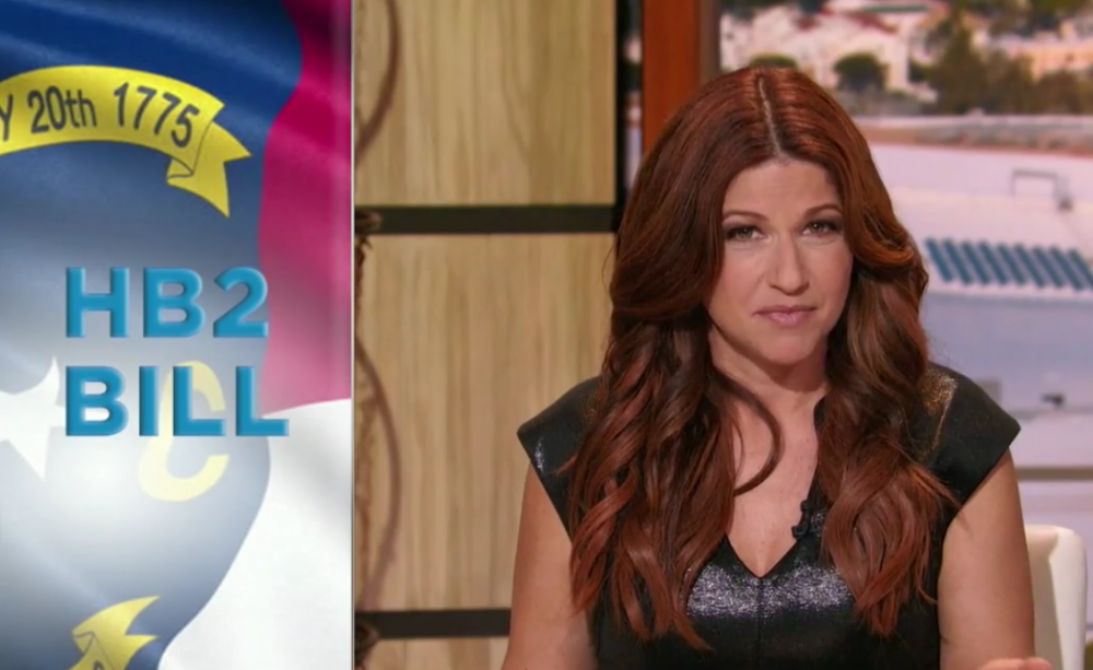 Rachel Nichols' HB2 commentary might fit in to ESPN's new political guidelines.
