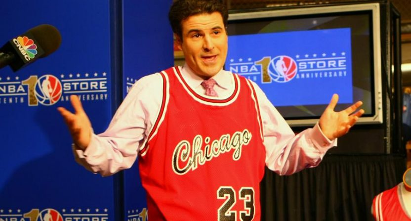 Darren Rovell jersey