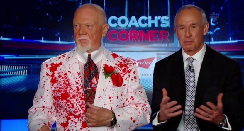 Don Cherry blood suit