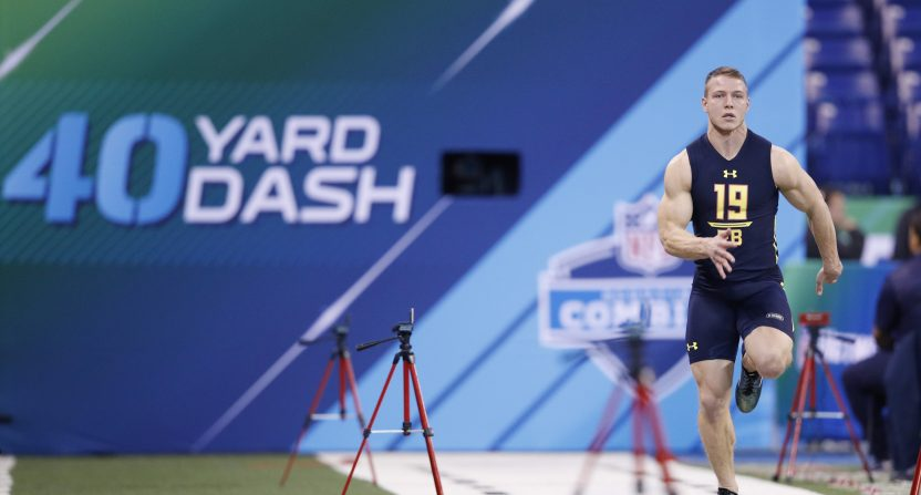 ESPN Reportedly Airing Two Hours Of NFL Combine Coverage On ABC Continuing To Solidify Their Ties