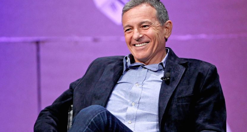 Disney CEO Bob Iger.