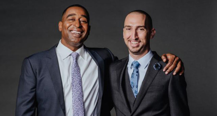FS1 is planning to launch First Things First with Cris Carter and Nick Wright.