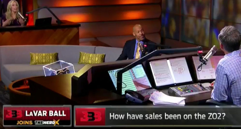 LaVar Ball on The Herd