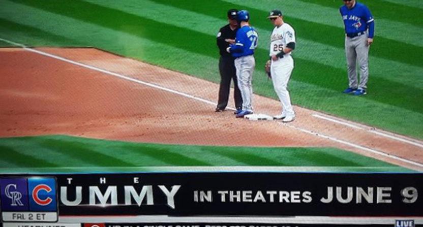Cubs screengrab MLB Network