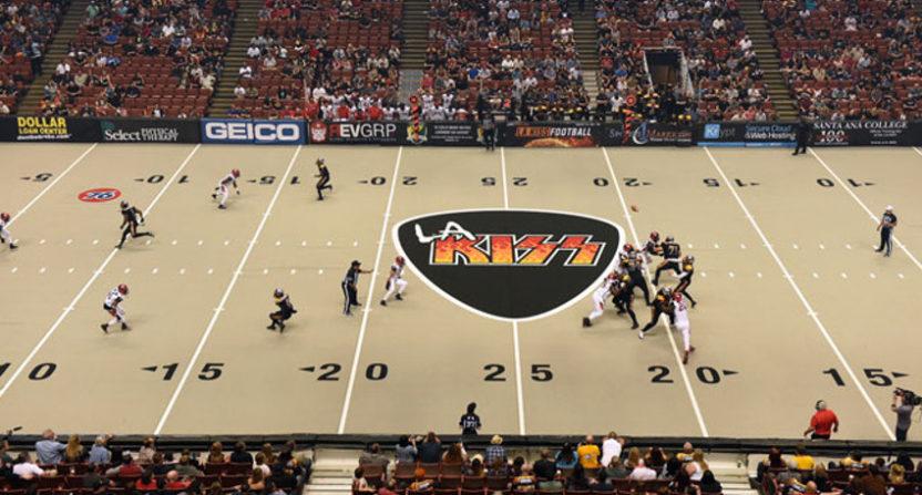LA Kiss Arena Football League