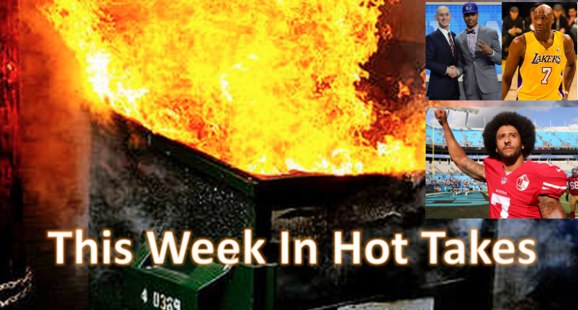 This Week In Hot Takes for June 16-22.