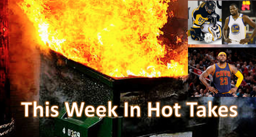 This Week In Hot Takes for June 2-8.