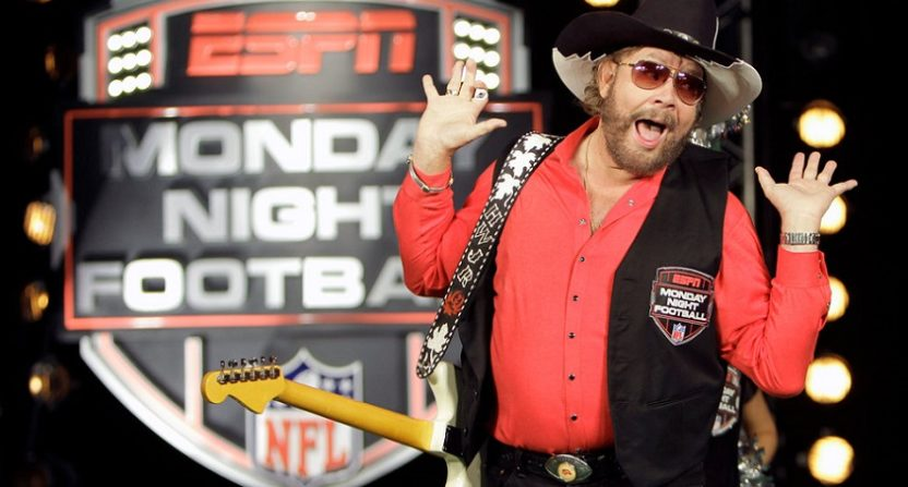 Hank Williams Jr And His Theme Song Are Returning To Monday Night Football