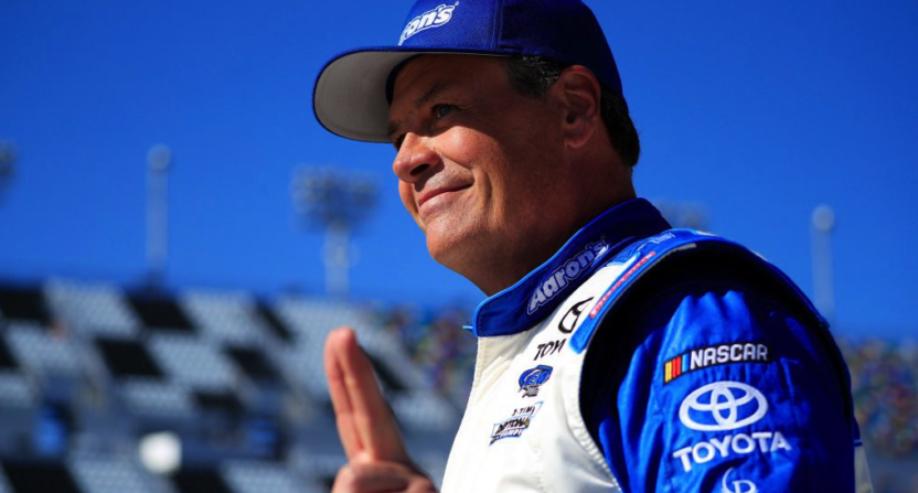 Michael Waltrip on his final Daytona 500, 32 years in racing