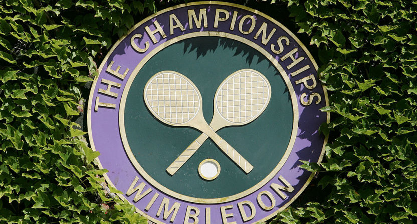 Every Wimbledon match will be available live on ESPN TV channels