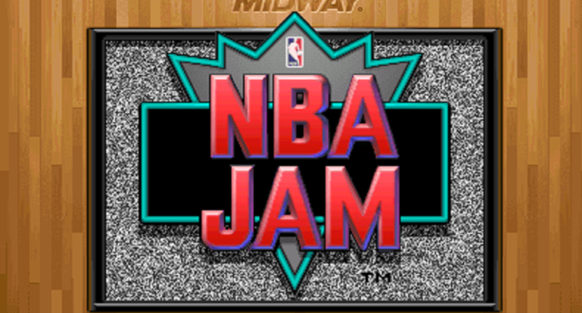 Shaq used to have arcade cabinets of 'NBA Jam' placed in his