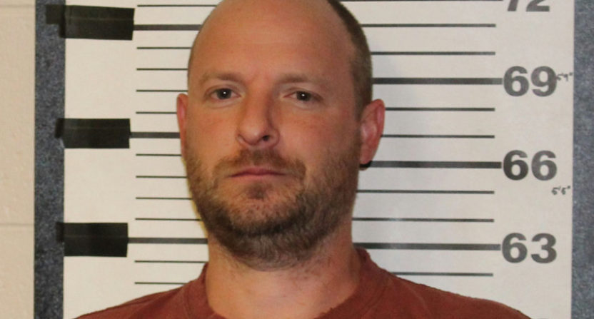 ESPN's Ryen Russillo was arrested Wednesday in Wyoming.