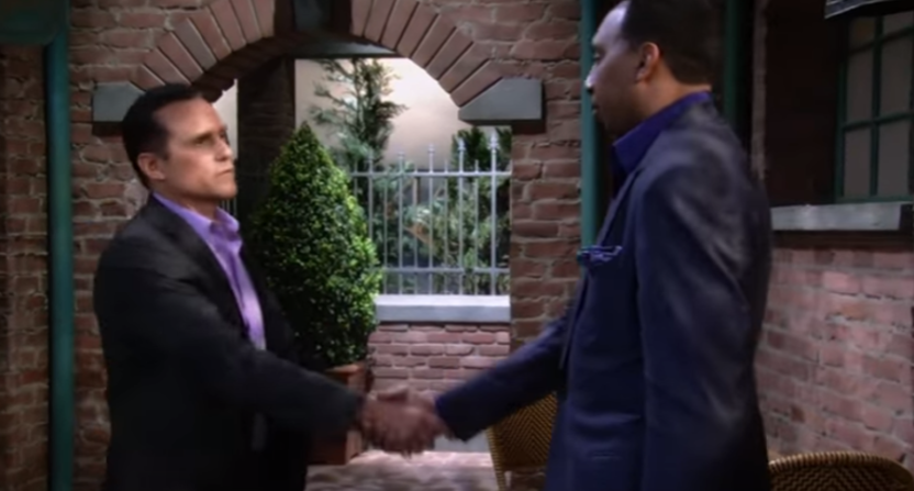 Stephen A. Smith will be returning to General Hospital.