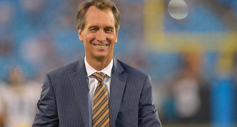 CRIS COLLINSWORTH - NBC Sports PressboxNBC Sports Pressbox |Cris Collinsworth