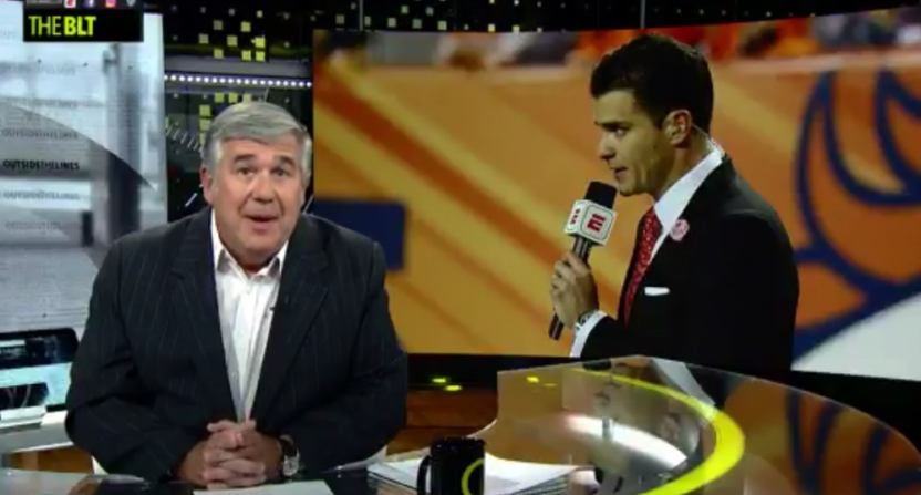 Bob Ley defended Sergio Dipp Tuesday.