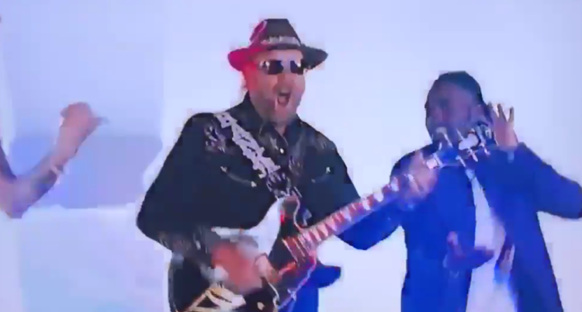 Hank Williams Jr.'s new MNF theme song didn't go over well.