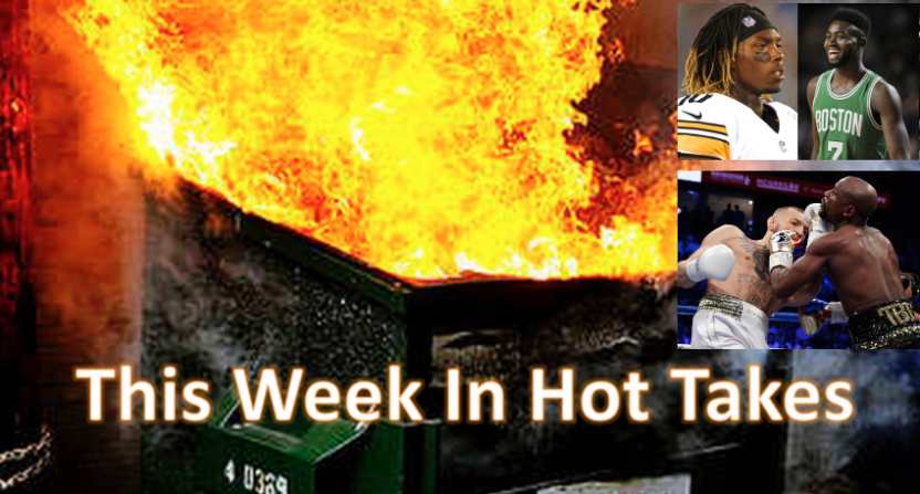 The hottest takes for Aug. 25-31 were led by Skip Bayless.