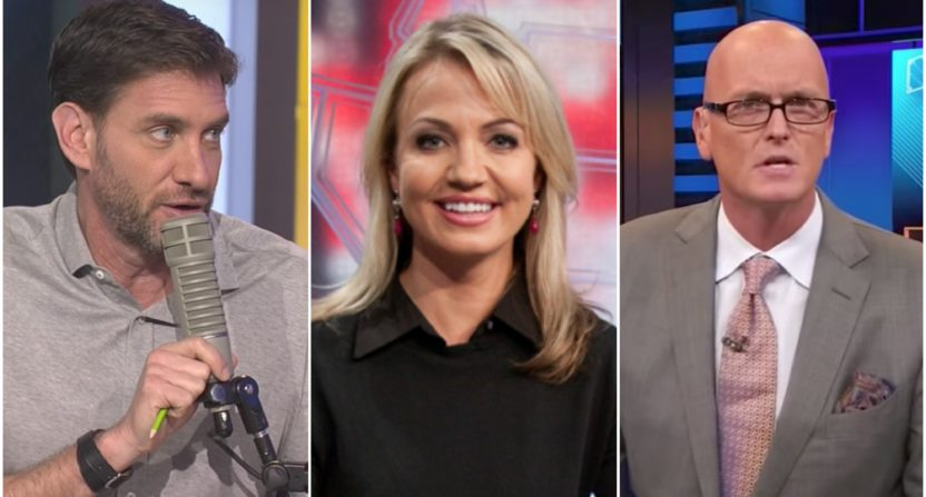 mike greenberg-michelle beadle-scott van pelt