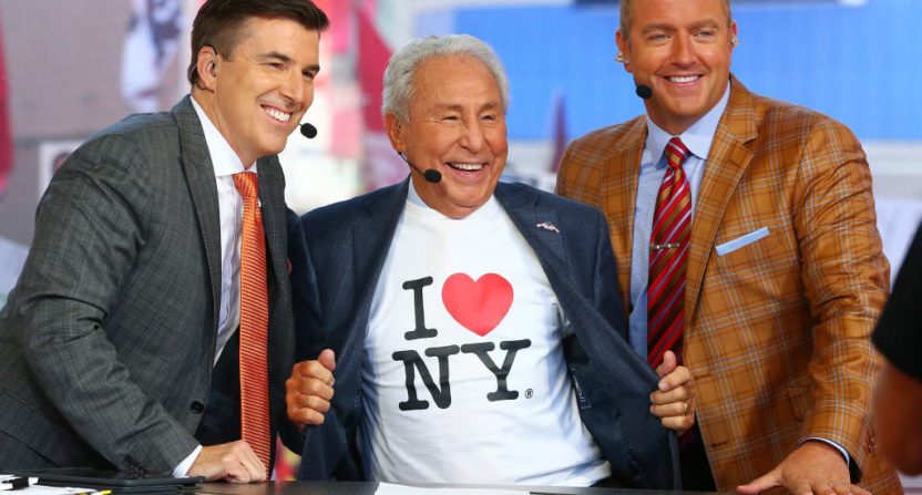 lee corso-college gameday