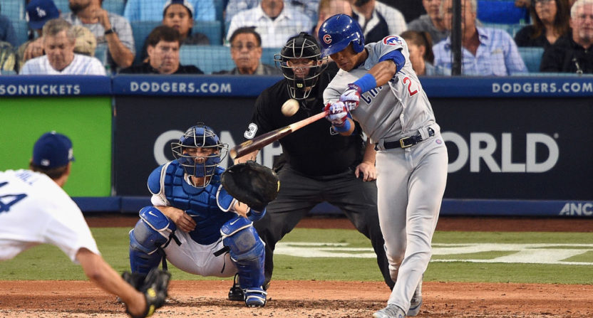 chicago cubs-los angeles dodgers-nlcs-tbs