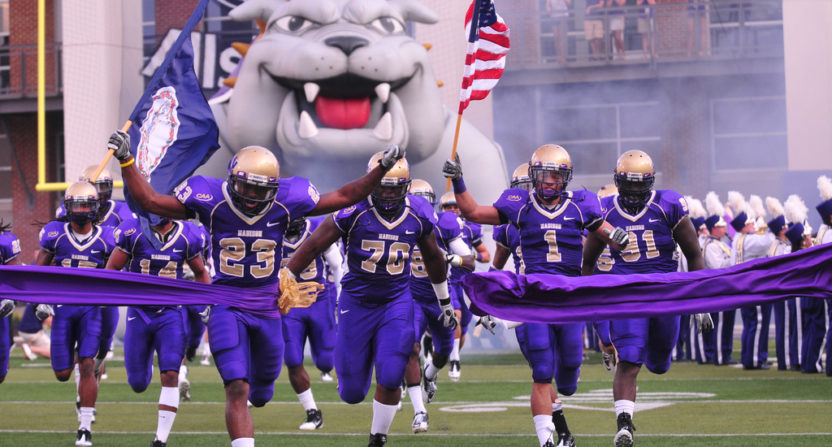 Espn S College Gameday Will Visit James Madison 5 0 17 Game