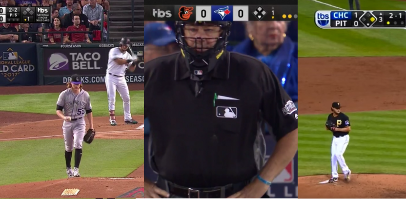 The evolution of TBS score bugs from 2015 (R) to 2016 (C) to 2017 (L).