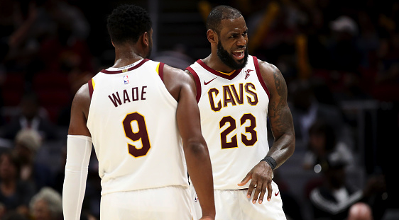 the latest 0bd95 d425b 10 must-watch NBA games in October: Opening night, LeBron vs ...