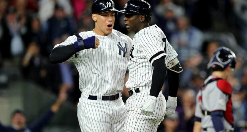 Espn Ratings Twins Yankees Delivers Fourth Best Mlb Wild Card Game