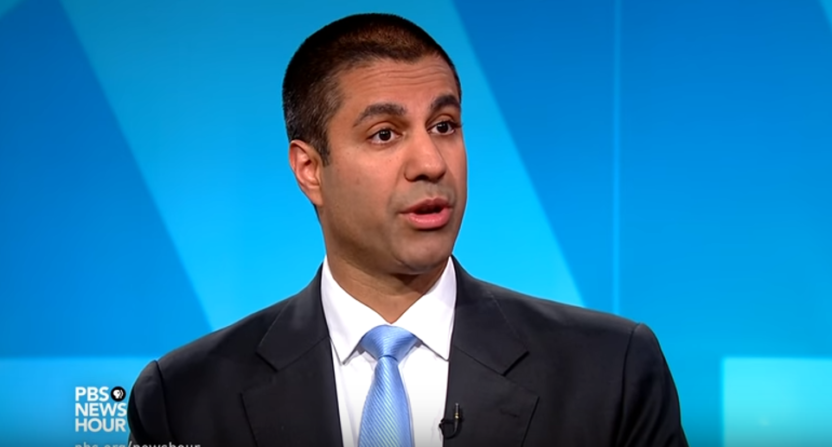 FCC chairman Ajit Pai wants to repeal net neutrality.