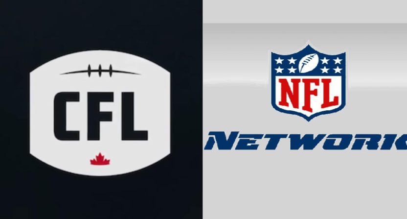 The CFL is reportedly mulling a return to NFL Network.