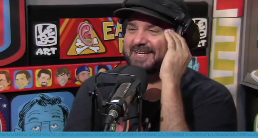 Dan Le Batard cracks up about Stugotz.