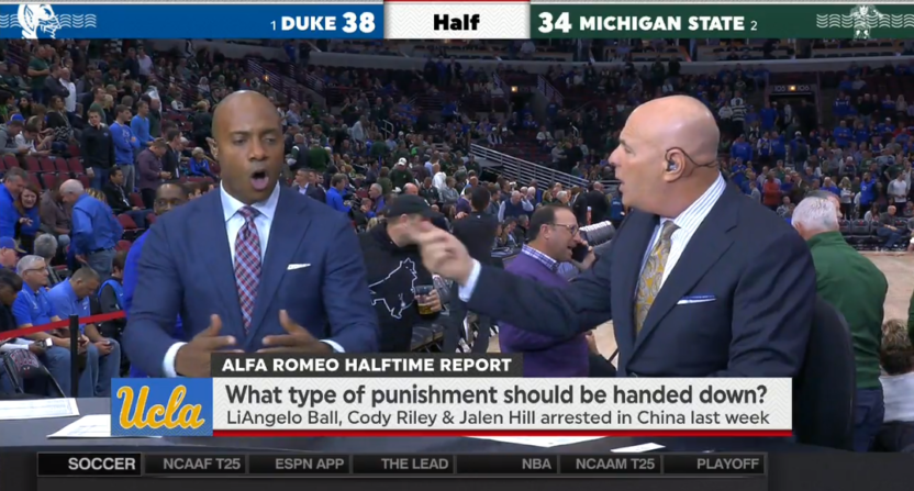 AA's @ClippitTV videos: Seth Greenberg and Jay Williams get