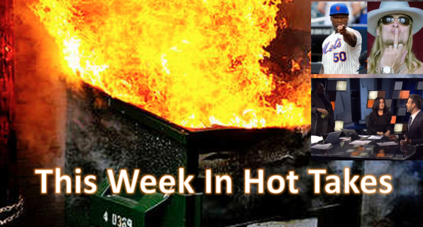 Stephen A. Smith brought the theatrics this week, leading This Week In Hot Takes..