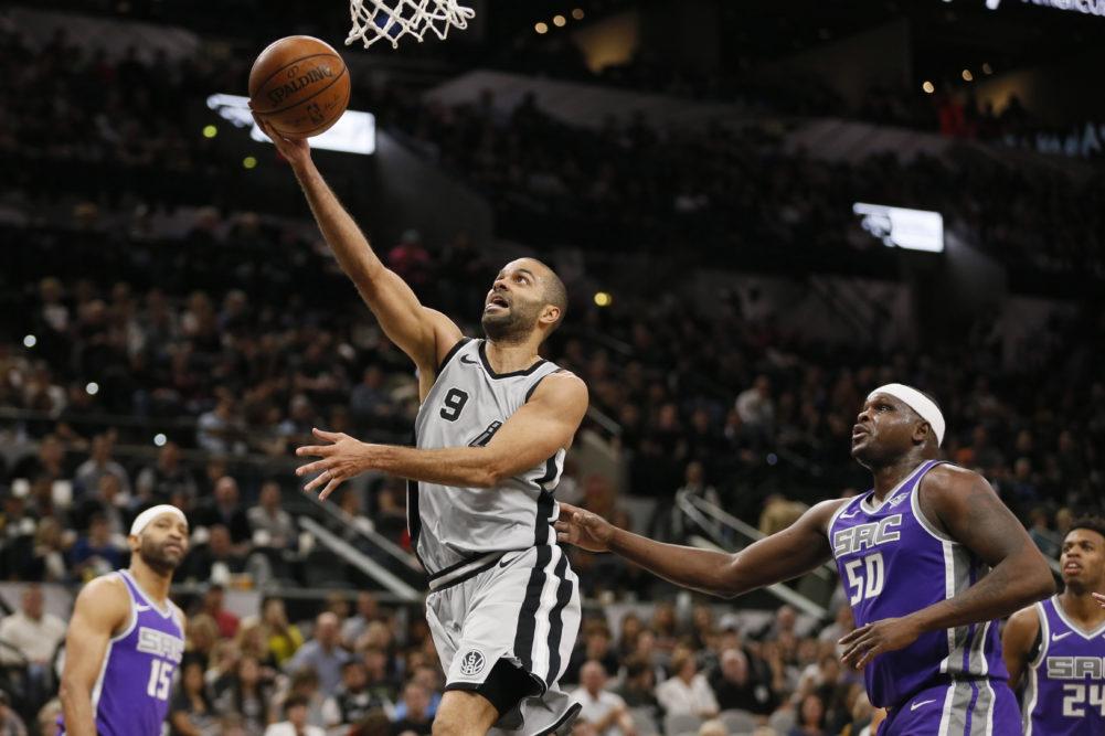 NBA: Sacramento Kings at San Antonio Spurs - Awful Announcing
