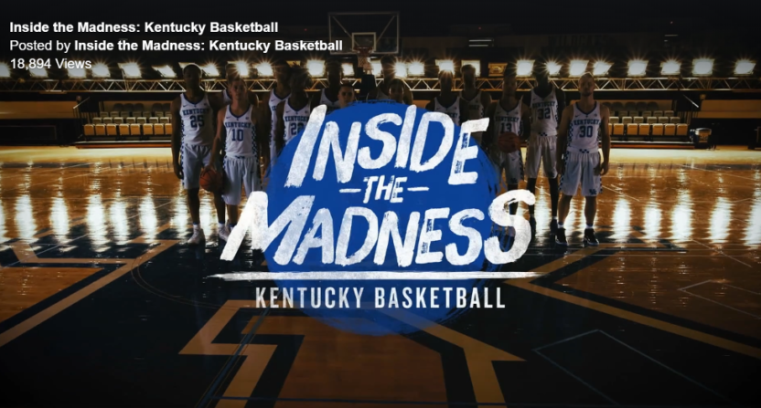 Inside The Madness: Kentucky Basketball.