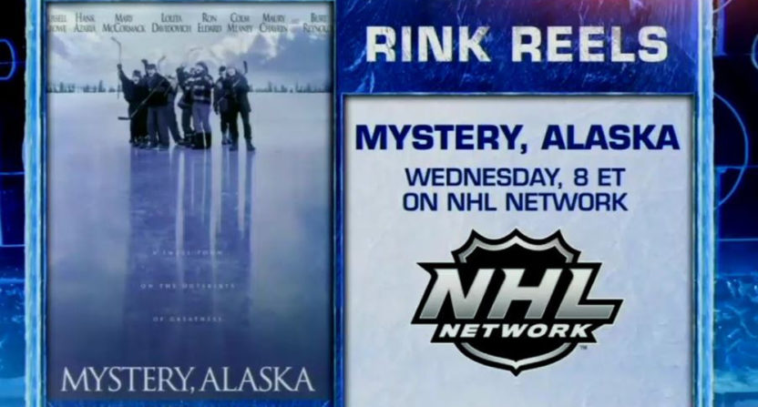 Mystery, Alaska on NHLN