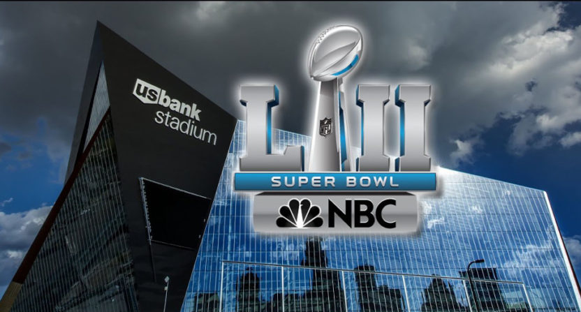 Super Bowl LII advertisers aren't worried about protests, according to a NBC executive.