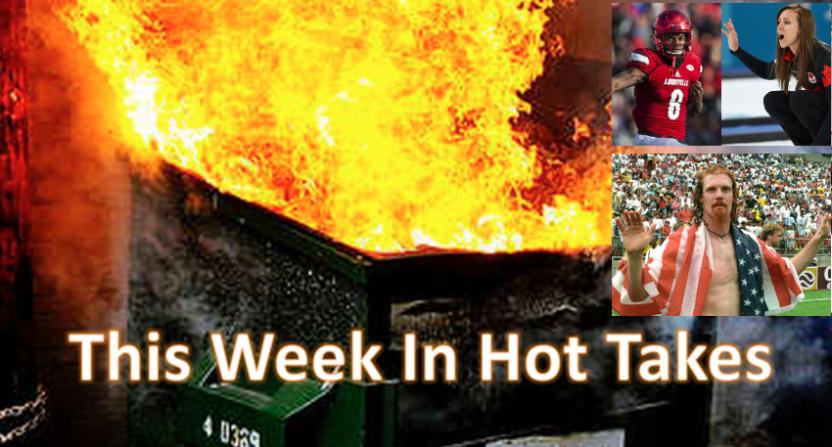 This Week In Hot Takes Feb 16-22