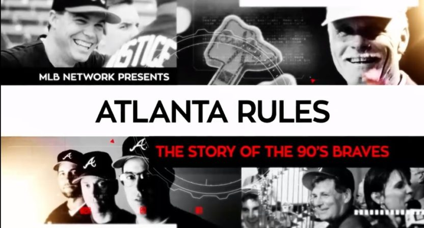 MLB Network Presents review: Atlanta Rules, the Story of the 90's Braves